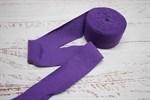 Бейка из рибаны 3,5 см цвет Фиолет