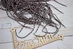 Шнурки плоские разноцветные 4мм классическое плетение 80 cм