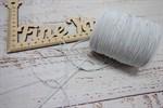Резинка шляпная 1 мм белый
