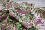 Штапель Монстера на сухой розе