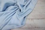 Футер 3-х нитка петля компакт пенье Голубой