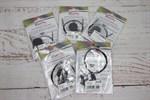 Тросик Knit Pro (Тросик для спиц Кни Про) цвет черный