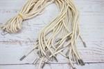 Шнурок с люрексом золото 120 см