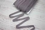Резинка бельевая ажурная 12 мм шиншилла