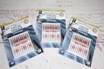 Иглы Organ для БШМ универсальные  №70-90 (10 шт)